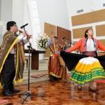 Visita de Missionários Peruanos